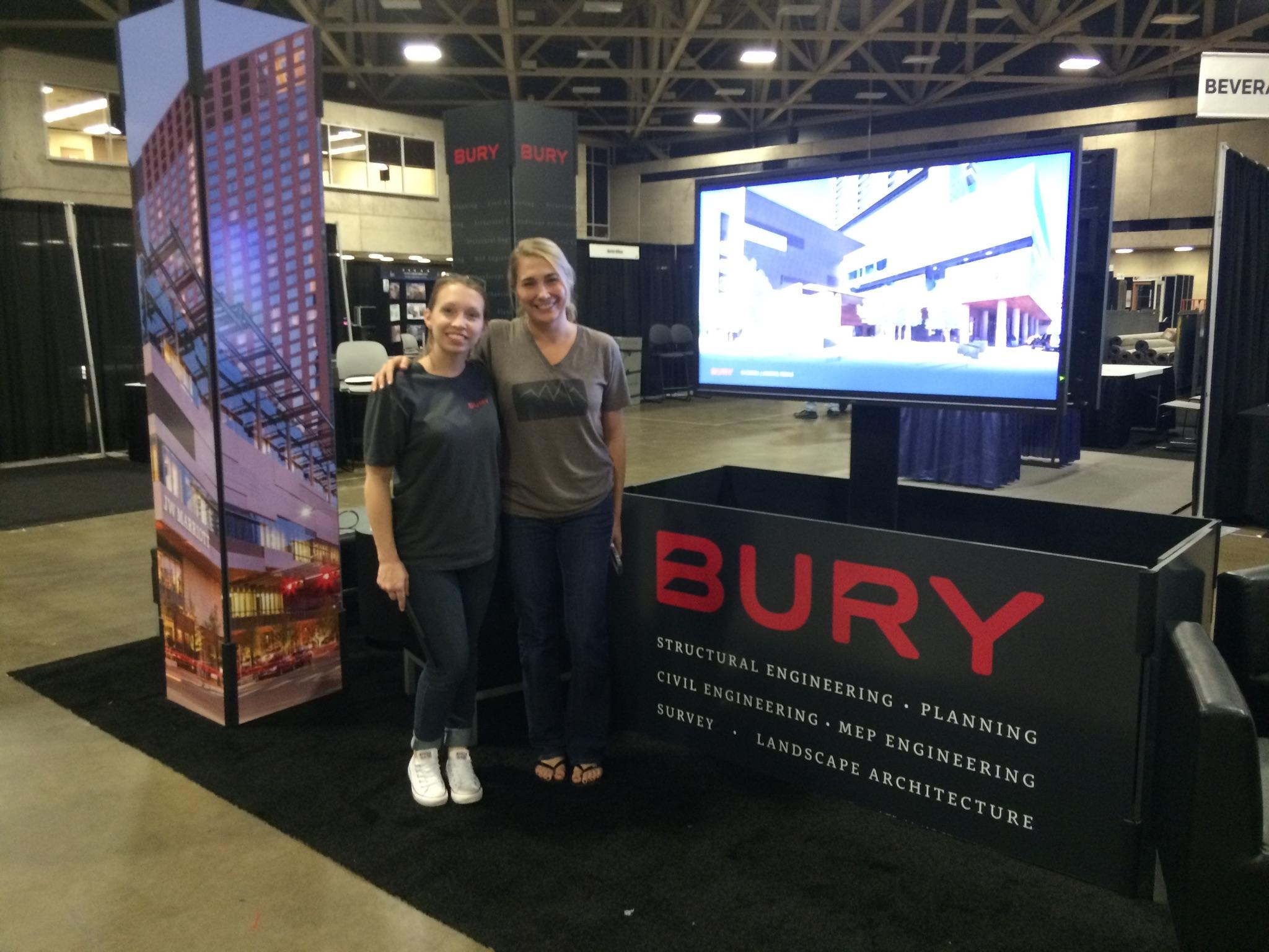 Bury TxA Booth 1