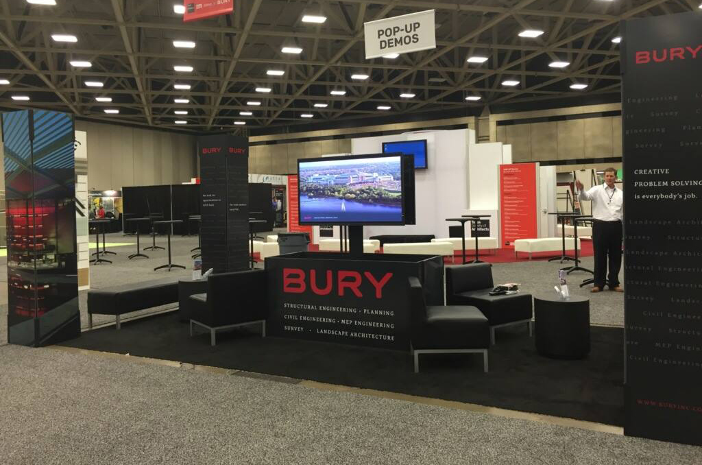 Bury TxA Booth 5_Full Booth