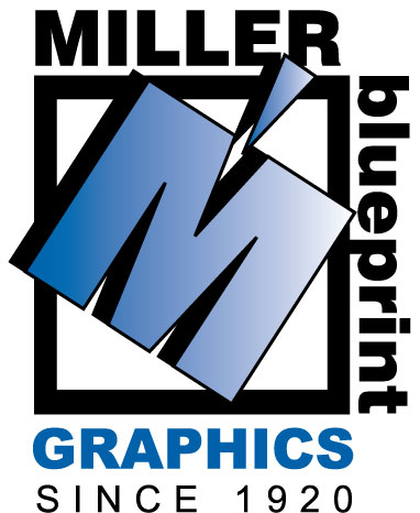 Miller blueprint co rebrands to miller imaging digital 286 logo no web malvernweather Choice Image