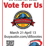 AIBA Armadillo Award Nomination – We need your vote!