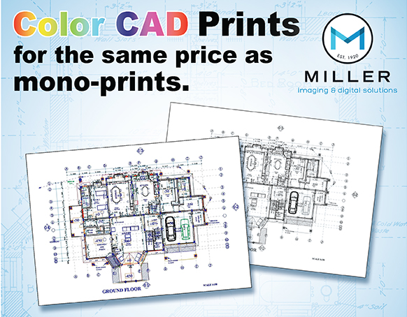 Color cad prints for the same price as mono prints miller imaging color cad prints for the same price as mono prints miller imaging digital solutions malvernweather Choice Image