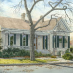 Historic Austin Home Featured on Miller IDS 40th Annual Calendar.