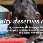 Loyalty deserves a reward. Trade in your HP Designjet and get cash back through June 30th.
