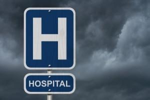Hospital Storm image