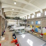 Austin's old power plant downtown now stunning creative office
