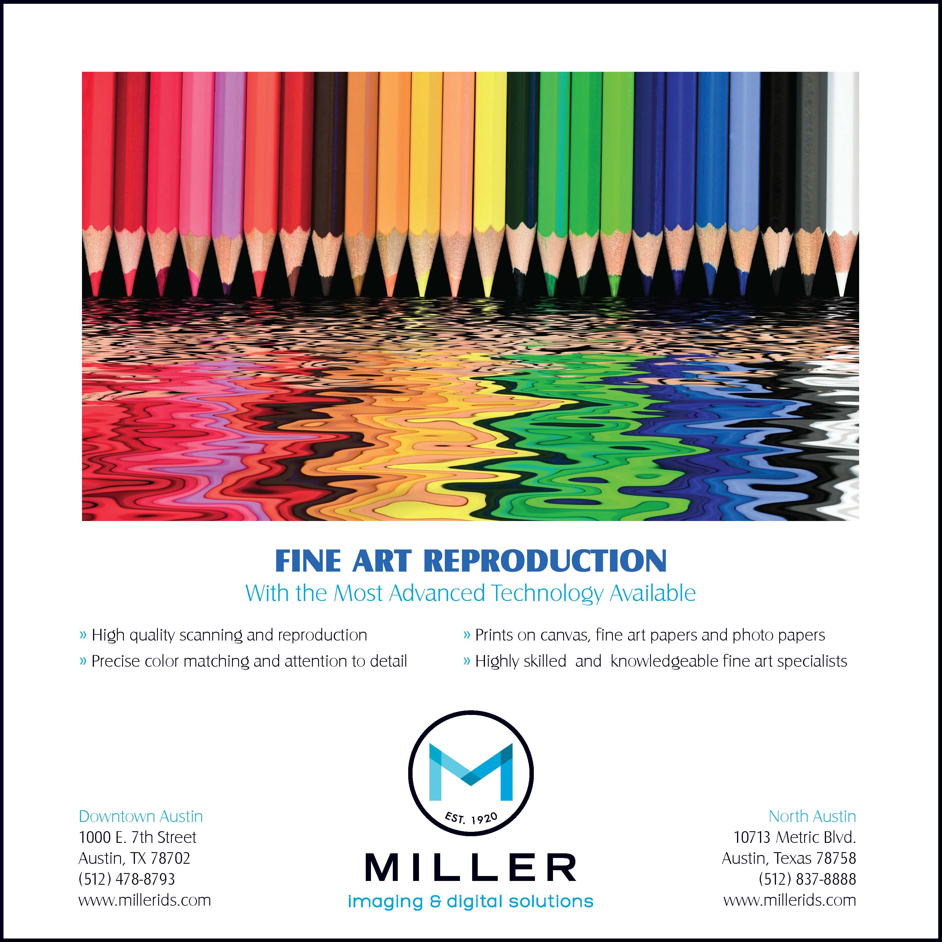 Proud supporter of the west austin studio tour 2015 miller vgmillerbp ad 3 malvernweather Choice Image
