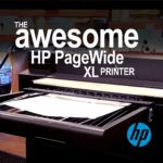 Watch Our New HP PageWide XL Printer in Action.