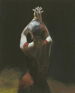 strait dancer ADJ