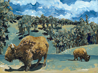buffalo-400