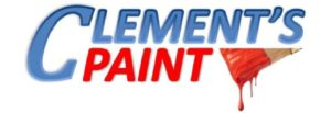 Old Clement's Paint Logo