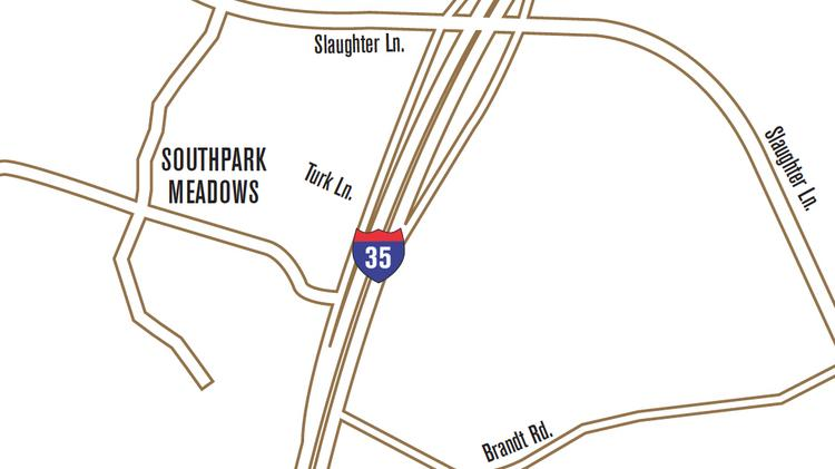Southpark Meadows is a large outdoor retail center at the southwest corner of I-35 and… more.